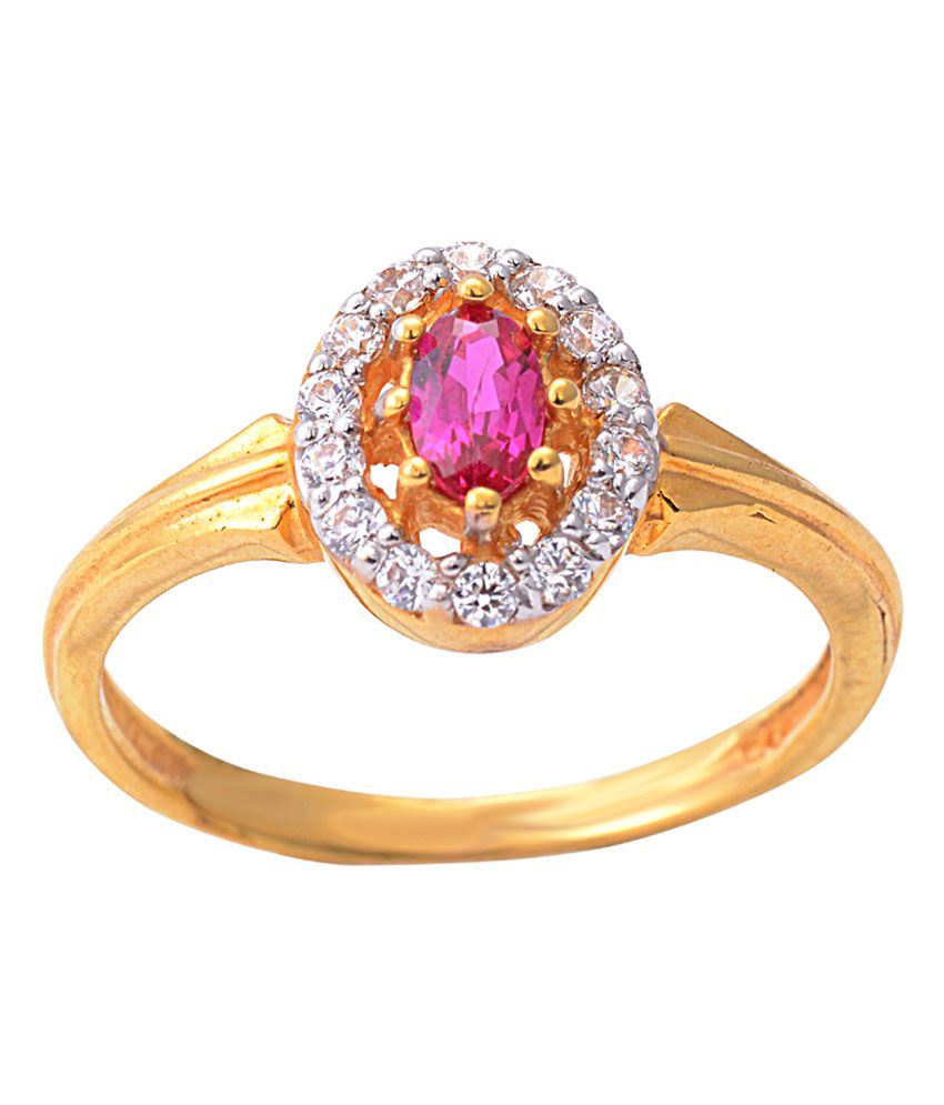 Tirupati Jewels By Varun Mittal Gold Swanky 22Kt Ring
