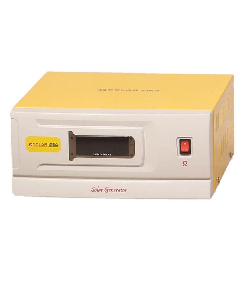 Solar-Idea-Class-850VA-12V-Hybrid-Solar-PCU/Inverter