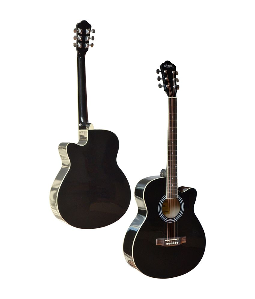 what is the price of acoustic guitar in india