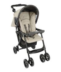 Graco Off White Citisport Lite Pebble Stroller