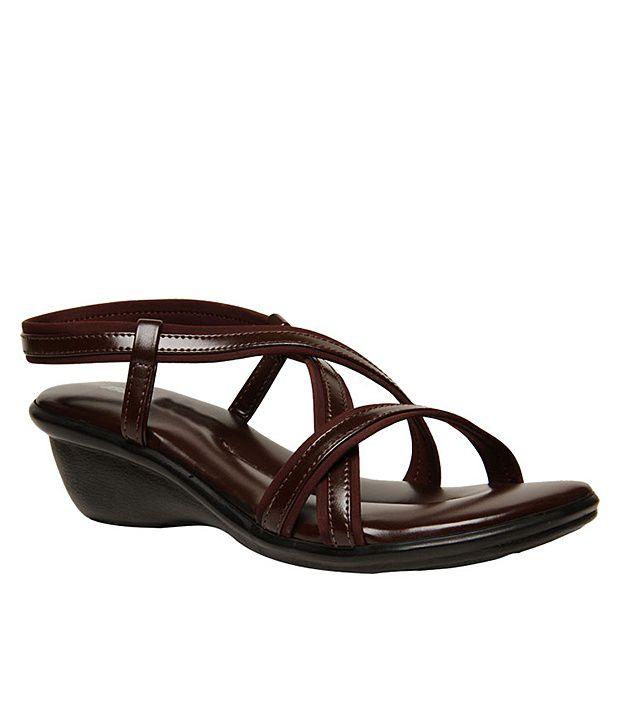 Creative Buy Heels Online  Women Black Sandals