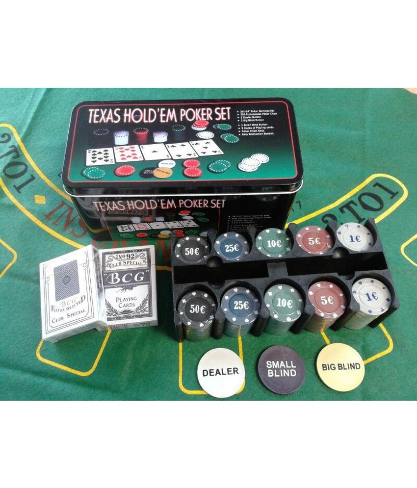 Poker chips india snapdeal