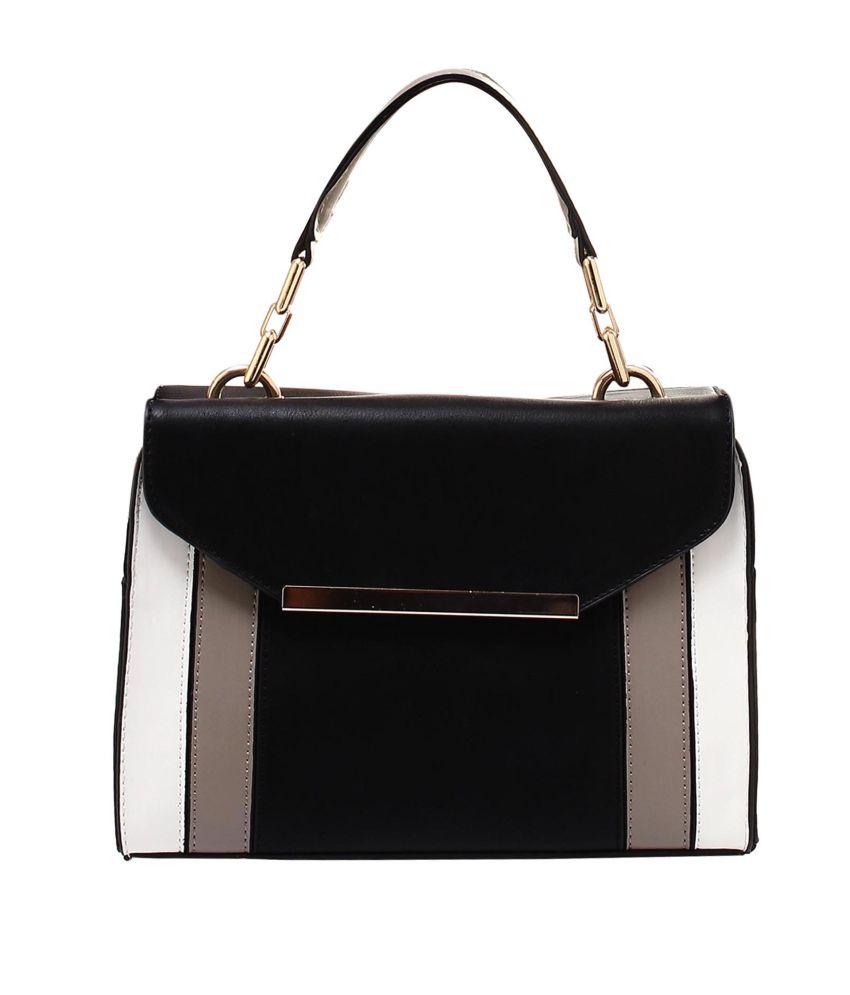 20dresses Black P.u. Sling Bags For Women