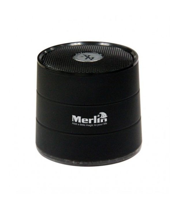 Merlin Pocket Bluetooth Speaker