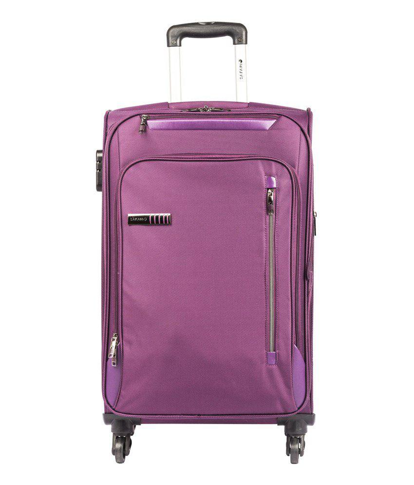 53ed7595aa79 ... competitive price 1cd19 fab48 Safari Jericho Polyester Travel Bag-Purple  .