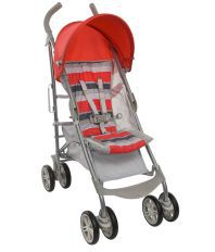 Graco Orange Lava Stripe Nimbly Stroller