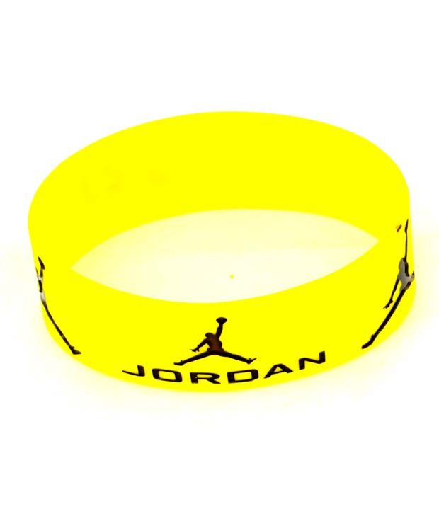 Mahna Jordan Engraved Wrist Band