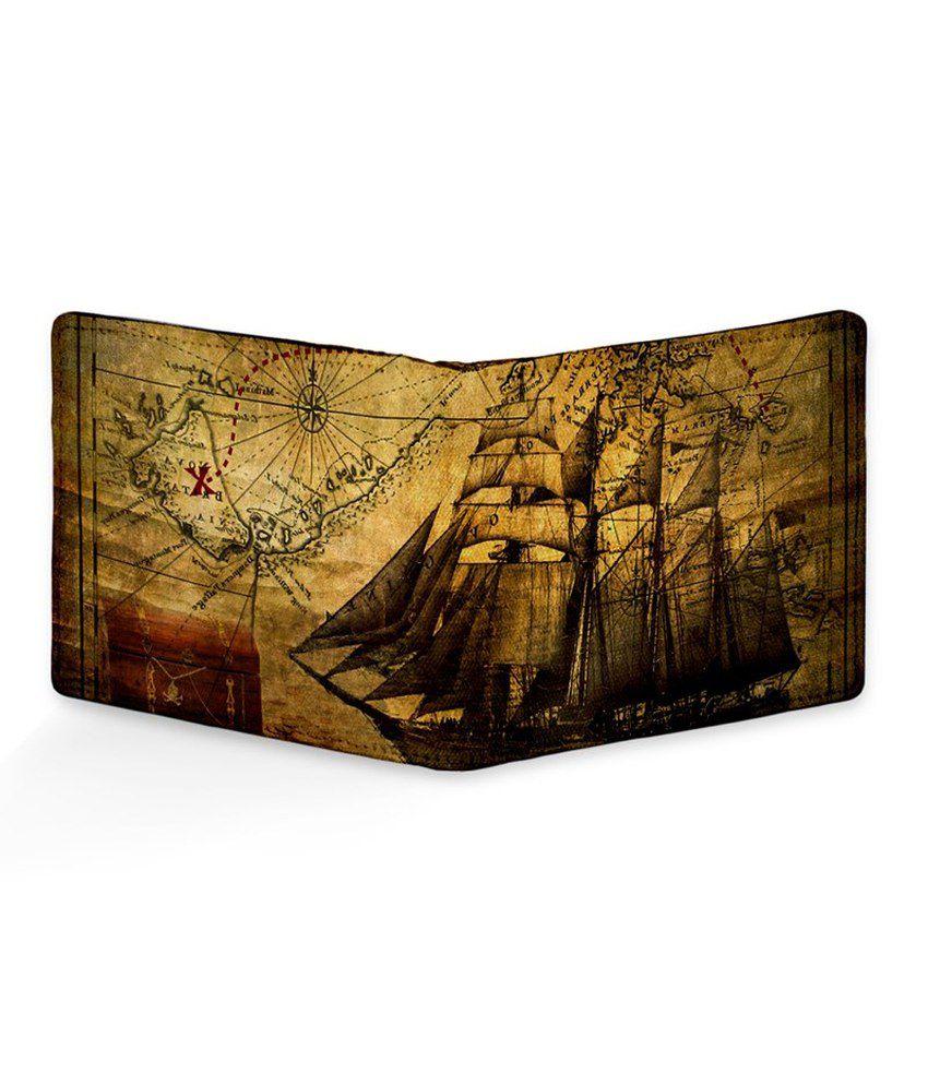Shopprock world map vintage leather wallet for men buy online at shopprock world map vintage leather wallet for men gumiabroncs Choice Image