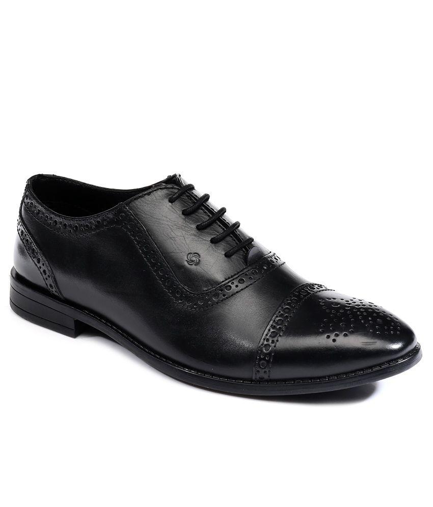 2fb461f0df13 Nez by Samsonite Black Formal Shoes Price in India- Buy Nez by Samsonite  Black Formal Shoes Online at Snapdeal
