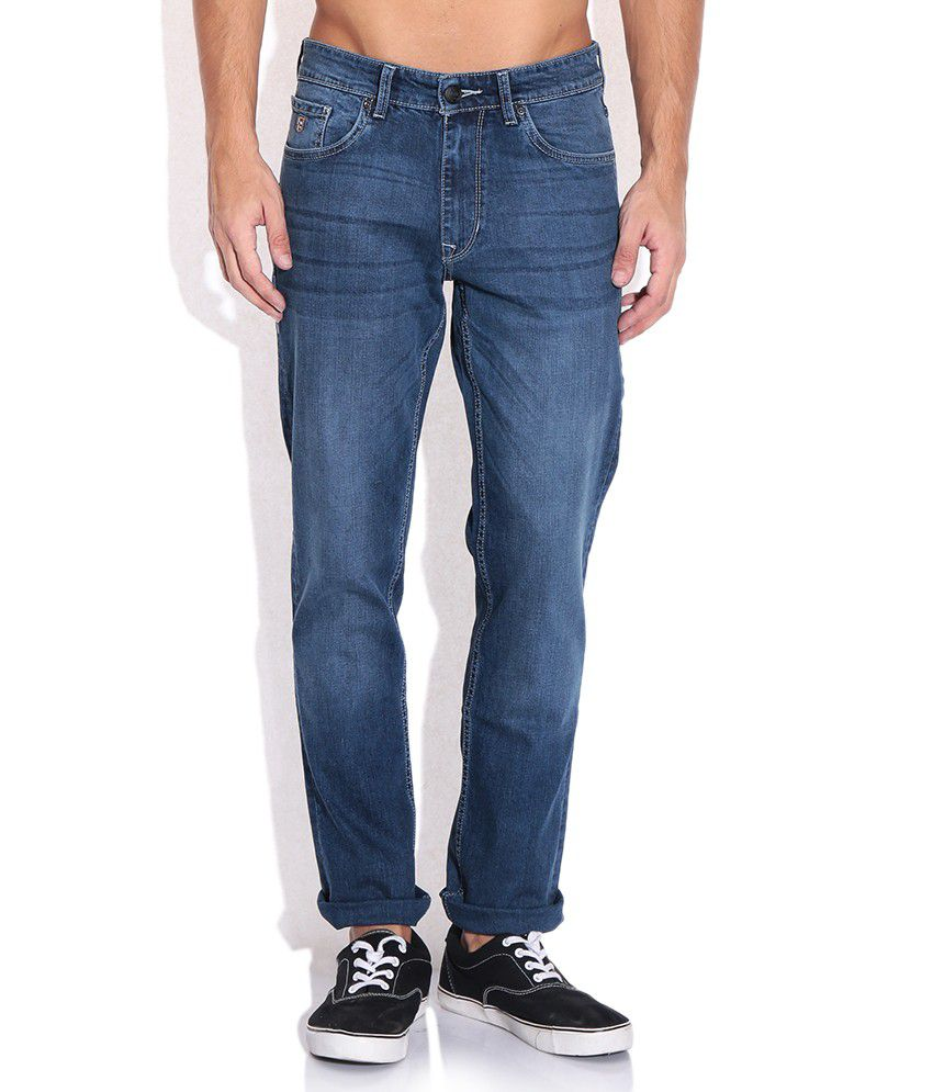 U.S. Polo Assn. Blue Slim Fit Jeans