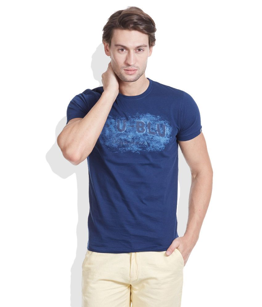 Pepe Jeans Navy Round Neck T-Shirt