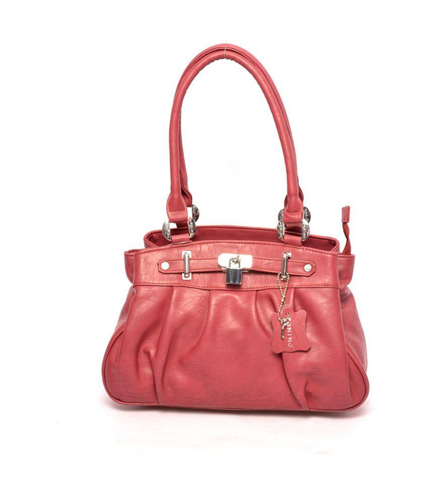 Tonino Leathers Maroon Designer Stylish Shoulder Bag