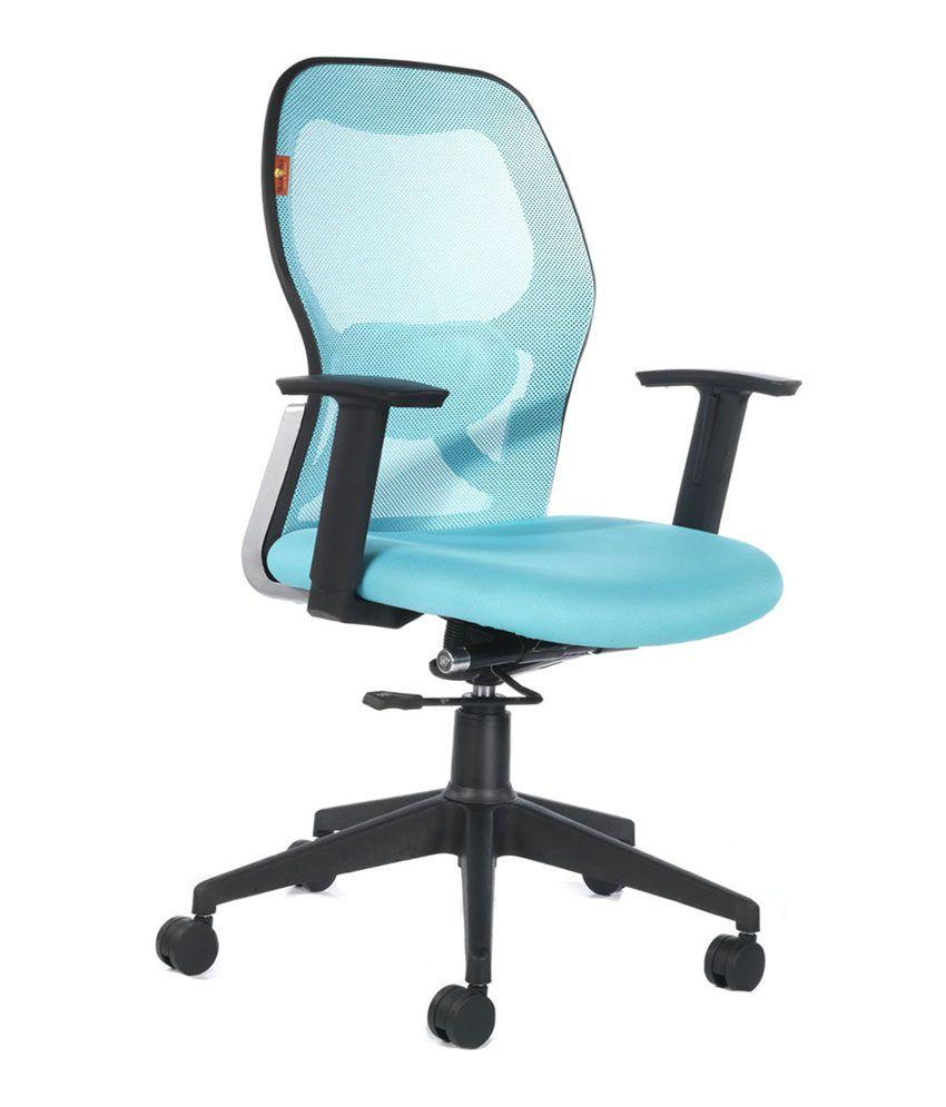 Bluebell Ergonomic Kruz Medium Back Office Chair