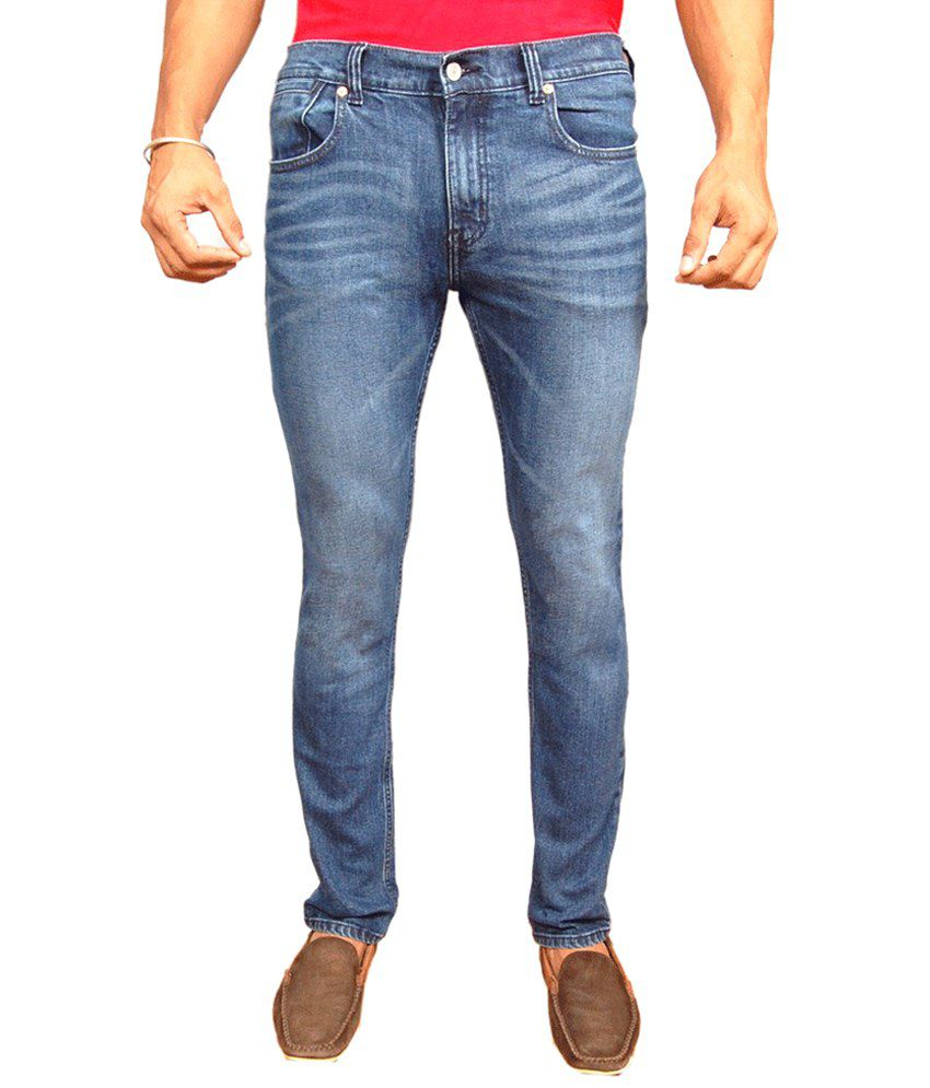 9d4bfa98 Levis 511 Slim Fit Lycra Light Blue Jeans For Men - Buy Levis 511 Slim Fit  Lycra Light Blue Jeans For Men Online at Best Prices in India on Snapdeal