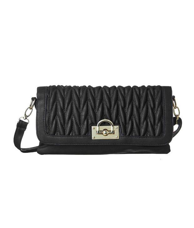 Scoopstreet Black Sling bag
