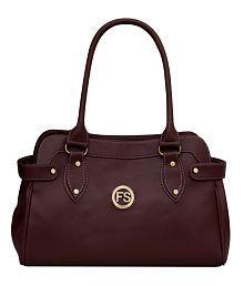 Fostelo Nice Maroon Shoulder Bag