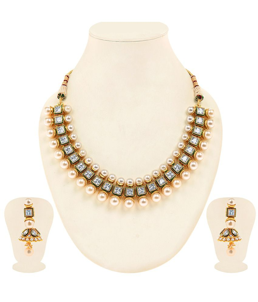 Sukkhi Ravishing Antique Necklace Set