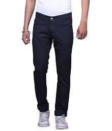 X-Cross Black Jeans For Men