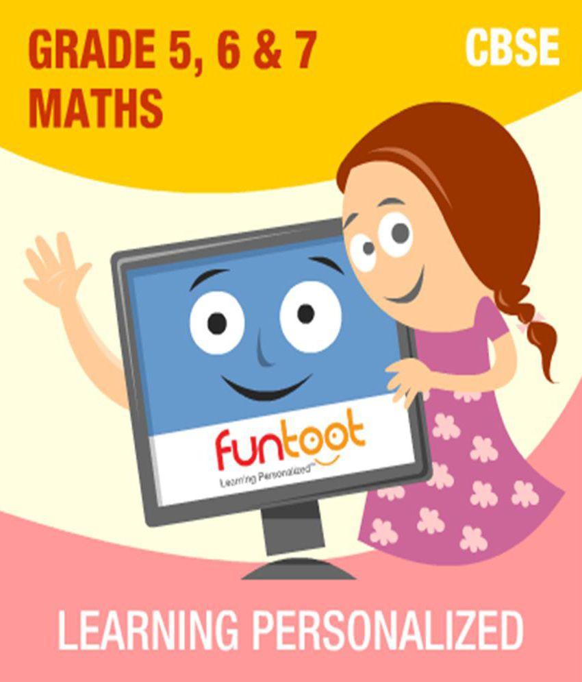 Worksheet Maths Study Online grade 5 6 7 maths learning online by funtoot buy funtoot