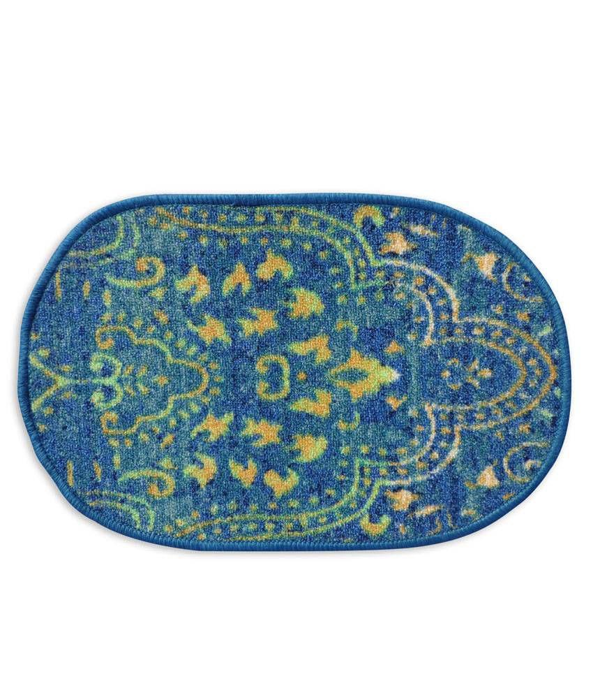 Status fantasy taba nylon orange floor mat best price in india on 31st january 2018 dealtuno - Orange kitchen floor mats ...