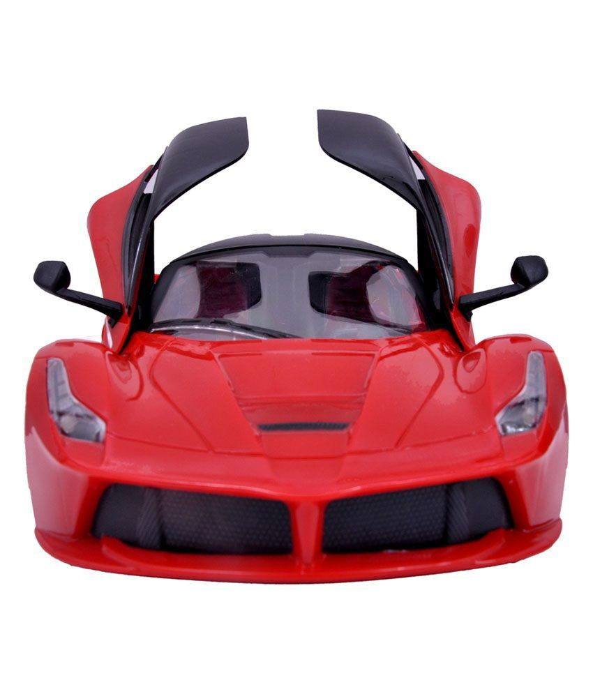 ... Fantasy India Red Ferrari Style Rc Rechargeable Car With Opening Doors  ...