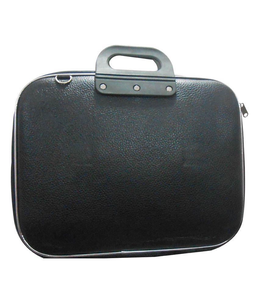 Dfxz Black Trendy Laptop Bag