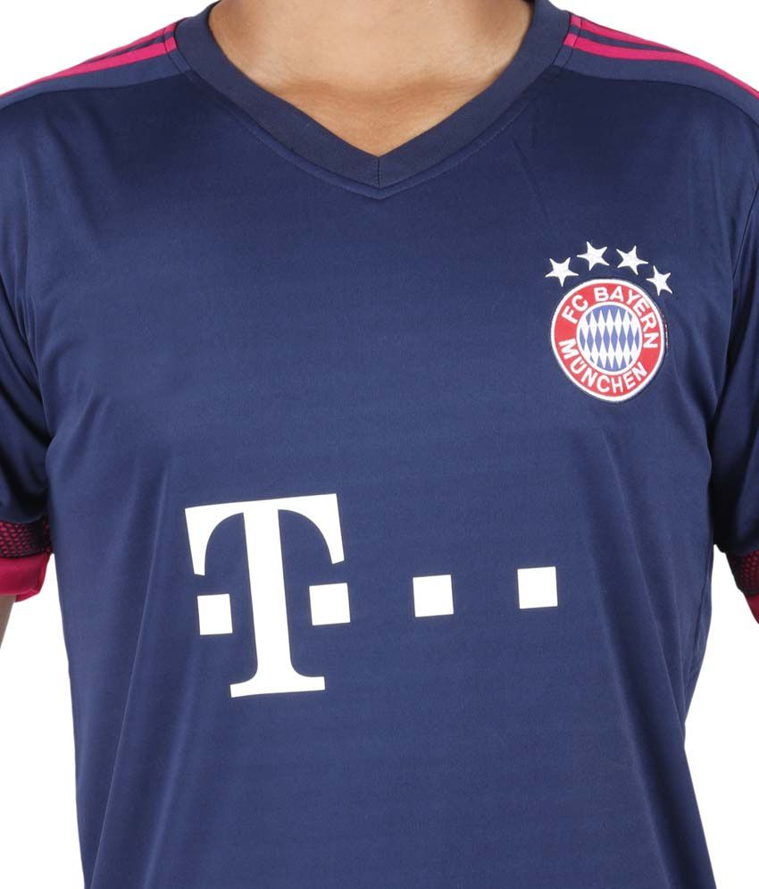 sale retailer 3777b cf353 M/S Merchant Eshop Bayern Munich Away Jersey Kit
