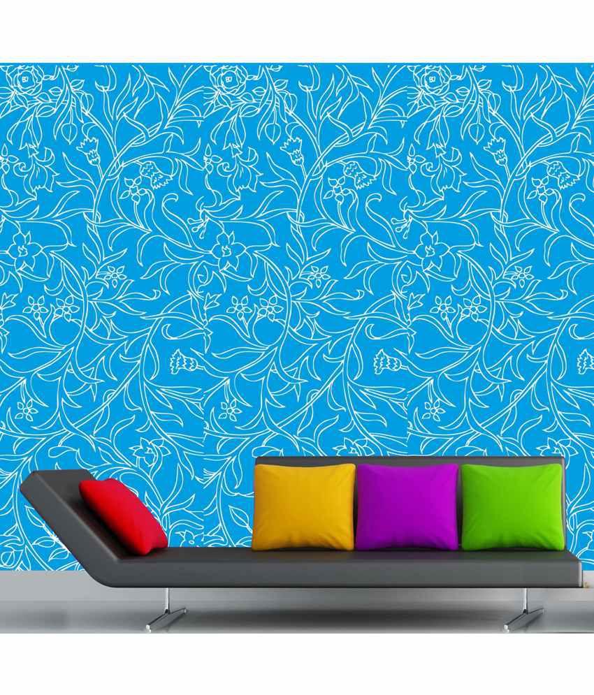 Mesleep Floral Wall Paper Buy Mesleep Floral Wall Paper At