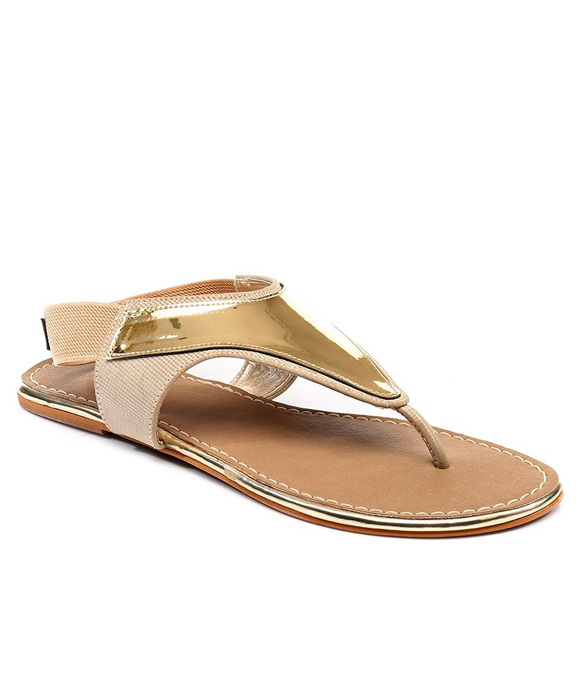 Inc.5 Golden Small Back Strap Flat