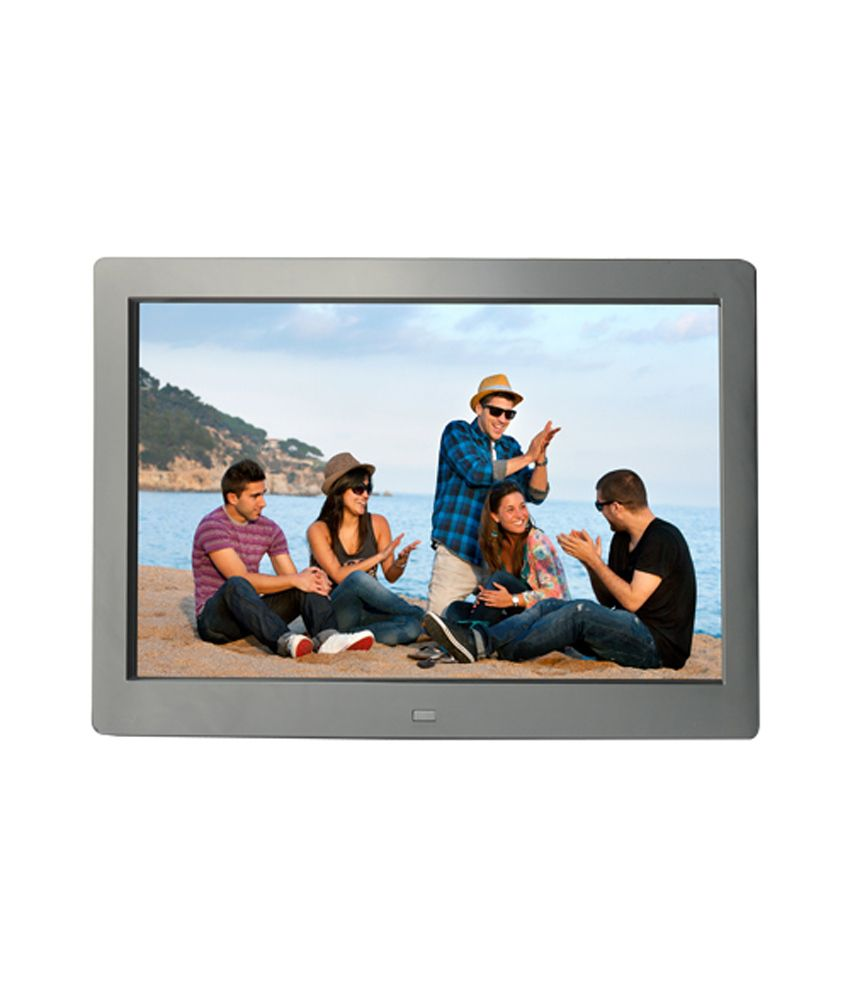 Merlin 9.7 Inch Digital Photo Frame With USB Port Price in India ...