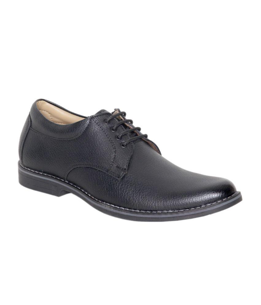 c11ff6c31fc Leeport Black Formal Shoes Price in India- Buy Leeport Black Formal Shoes  Online at Snapdeal