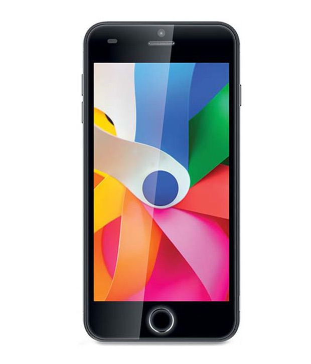 71285665de3 iBall Andi Cobalt Oomph 4.7d 8GB Blue Mobile Phones Online at Low Prices