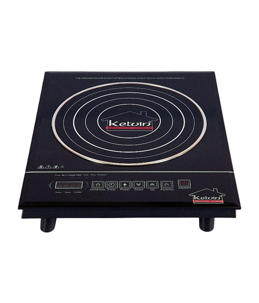 Ketvin F26 2000W Induction Cooktop