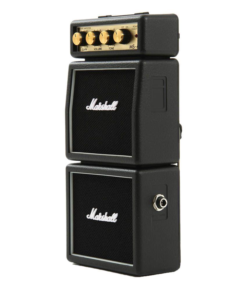 Marshall Ms 4 : marshall ms4 micro guitar amplifier buy marshall ms4 micro guitar amplifier online at best ~ Hamham.info Haus und Dekorationen