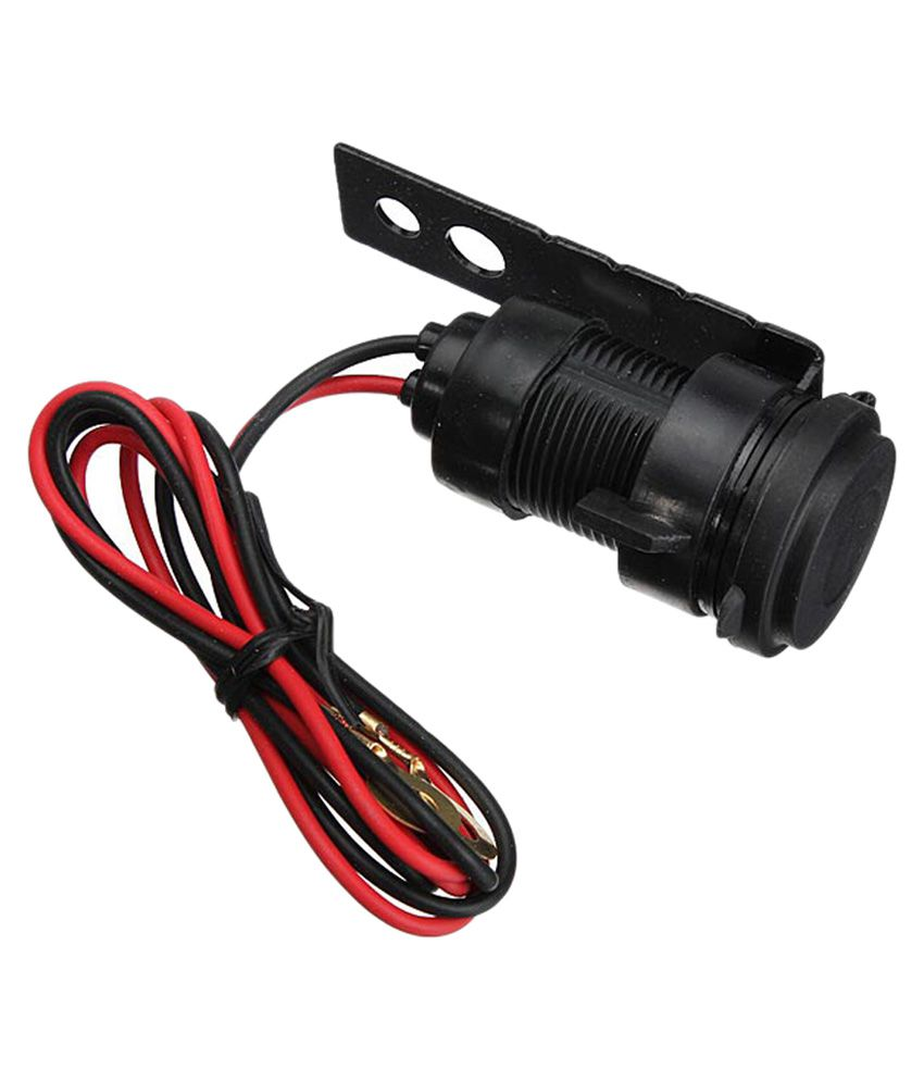 Mas 12v Motorcycle Phone Usb Charger Power Adapter Waterproof Buy Wiring To