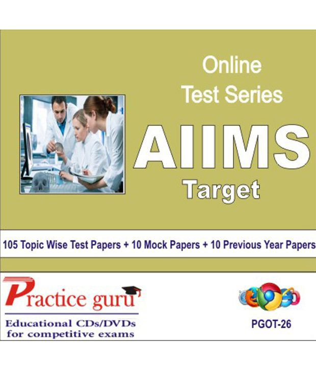 Topic Wise Tests + Mock for AIIMS Target - English Online Tests