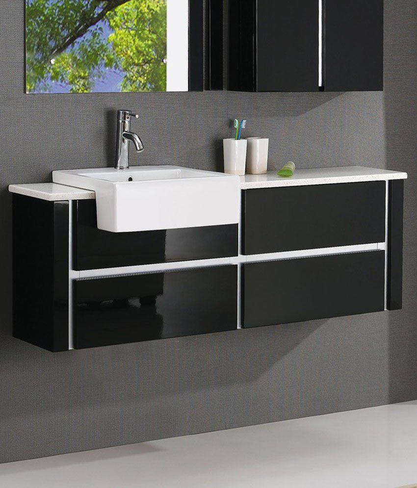Ruth Bathroom Vanity With 3 Drawers