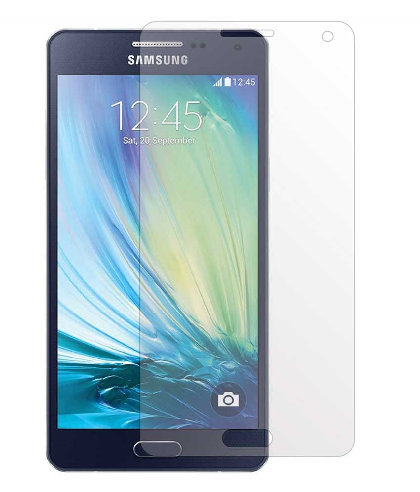 Samsung Galaxy A5 Tempered Glass Screen Guard by Zeorgia