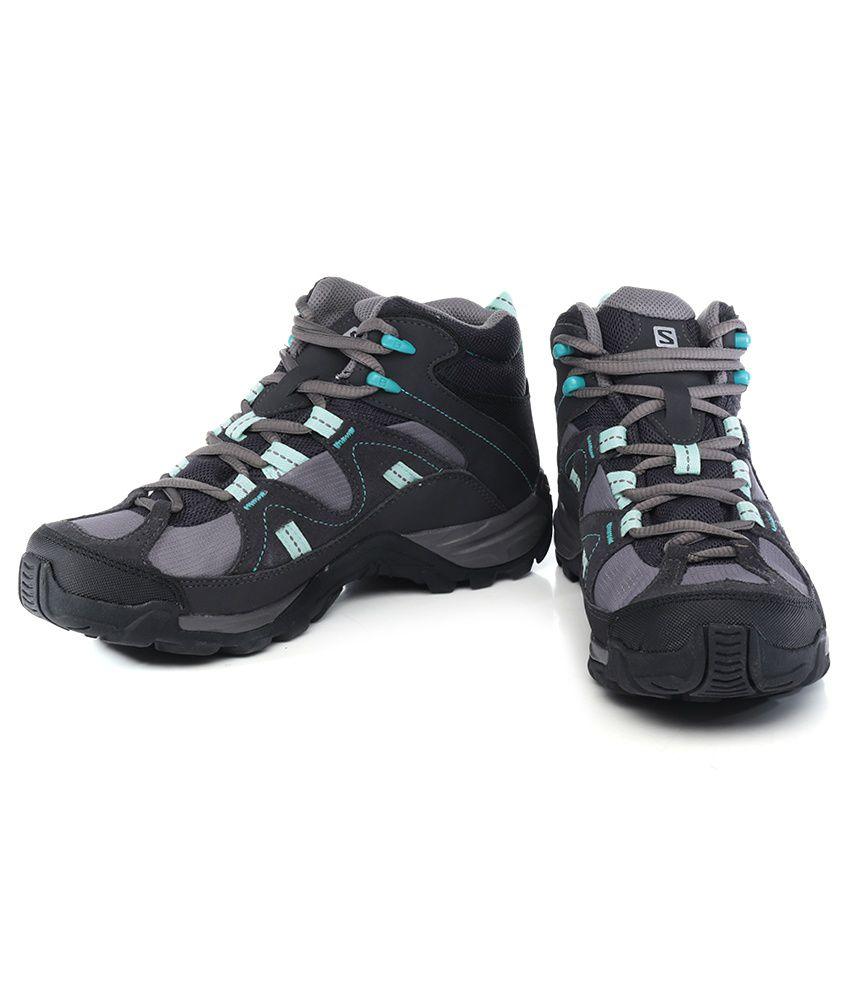 Salomon Manila Mid Gtx W Hiking Shoes Price in India- Buy Salomon ... c250dfef7b