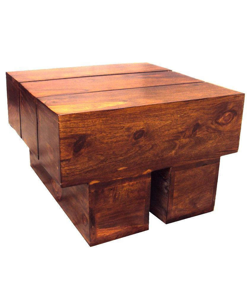 Log Coffee Table zoltus
