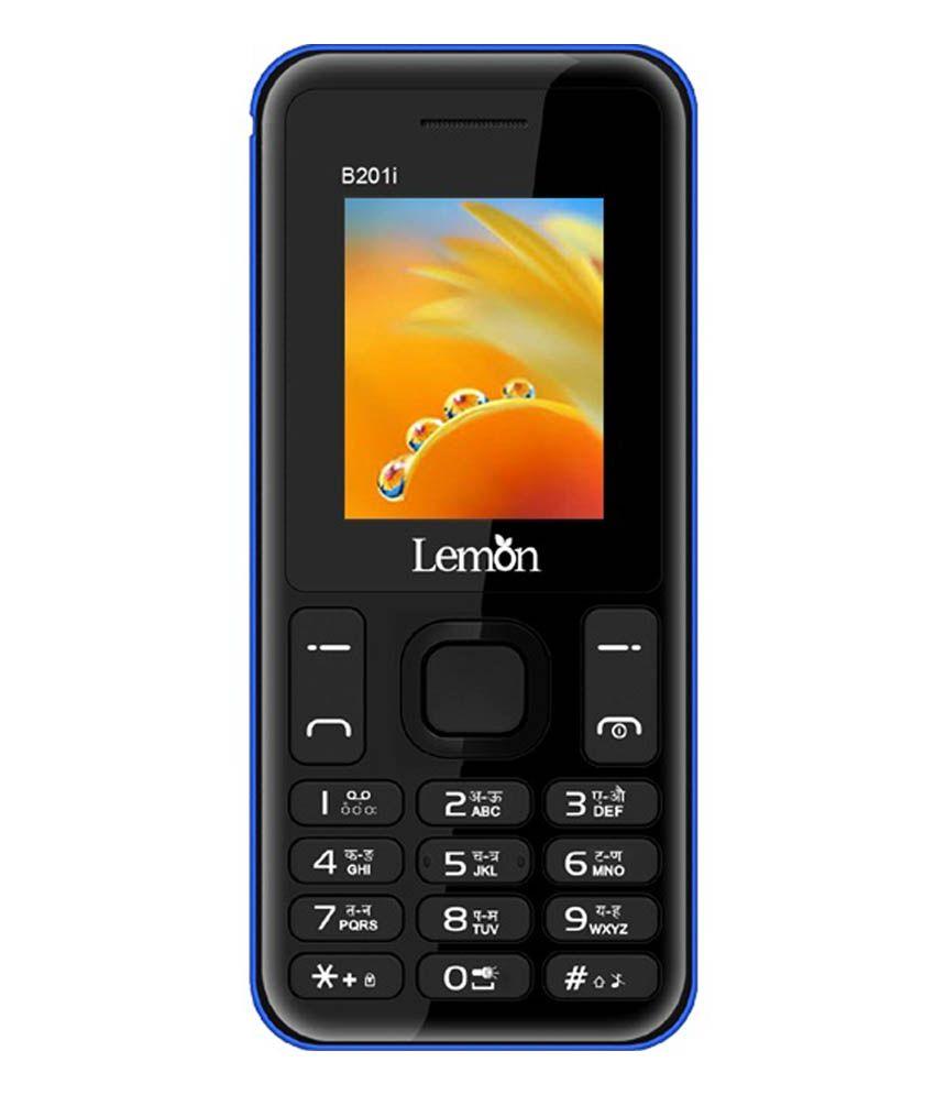 Lemon B201i 256 MB Green