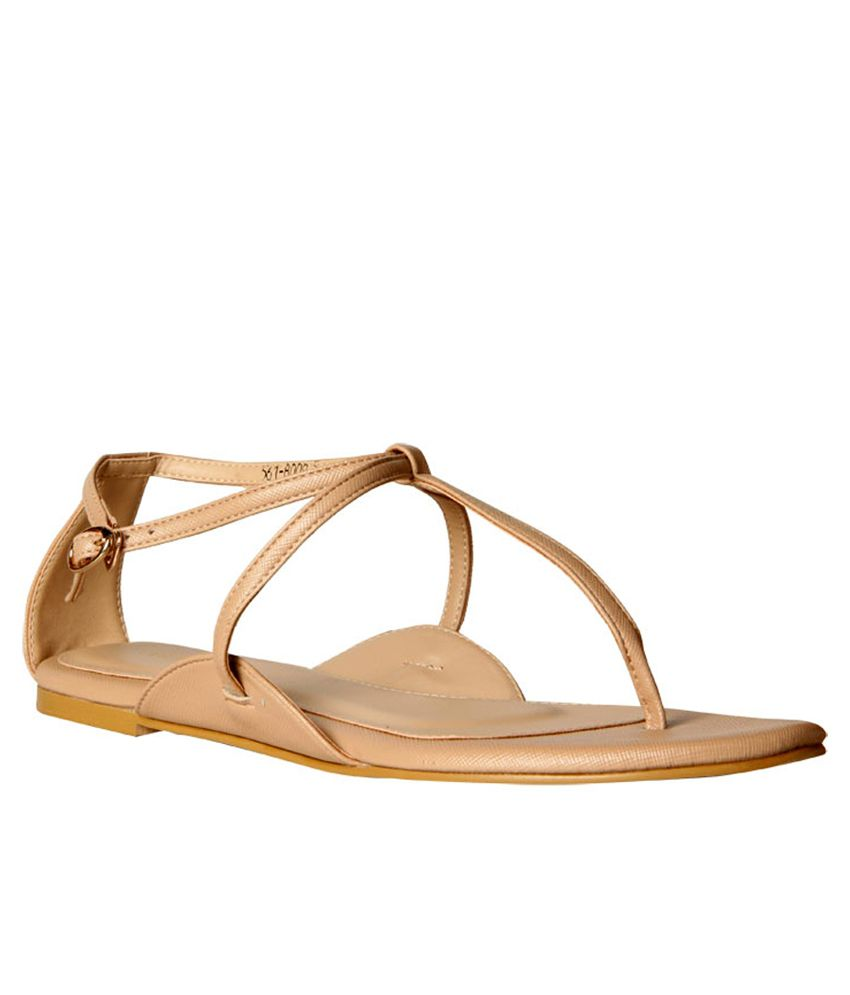 Marie Claire Beige Colour Women Sandal Price in India- Buy Marie Claire  Beige Colour Women Sandal Online at Snapdeal e67714aa1f