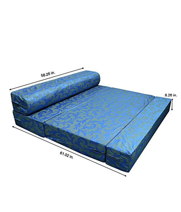 Folding mattress sofa india hereo sofa for Sofa cama con cajones