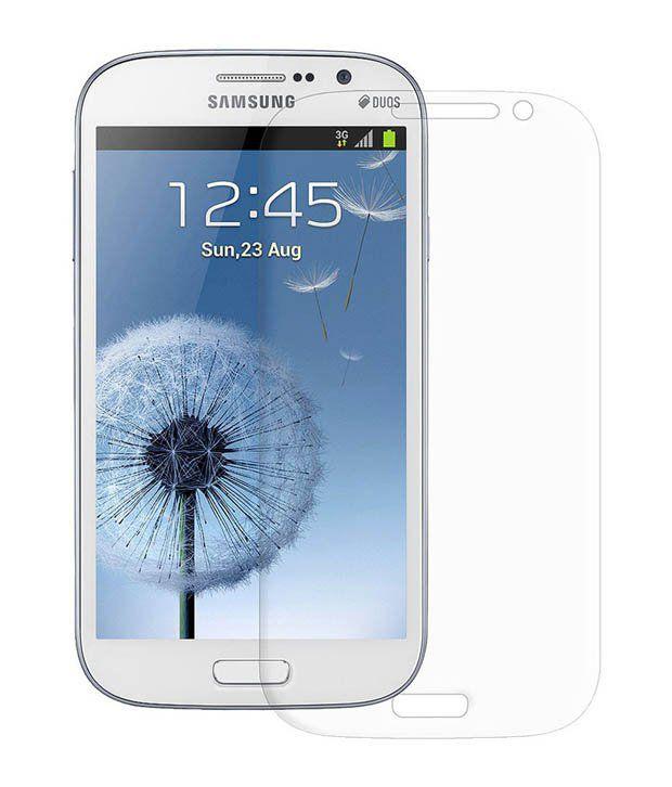 Uni Mobile Care Matte Screen Guard/Screen Protector For Samsung Galaxy Tab 2 7.0 P3100