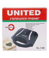 United EL-13B 2 - Sandwich Maker