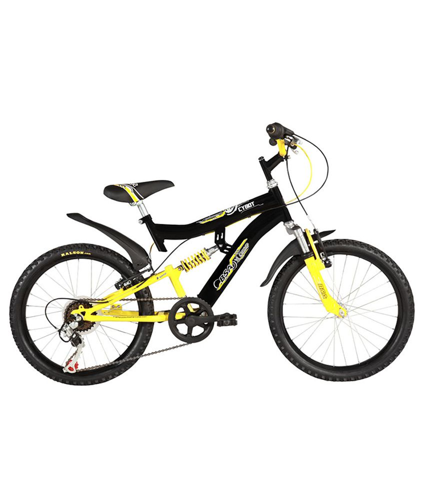 9d1eaa22398 BSA Champ Cybot 6-SPEED Bicyle(20 INCHES) Bicycle Kids Bicycle/Boys Bicycle/Girls  Bicycle: Buy Online at Best Price on Snapdeal