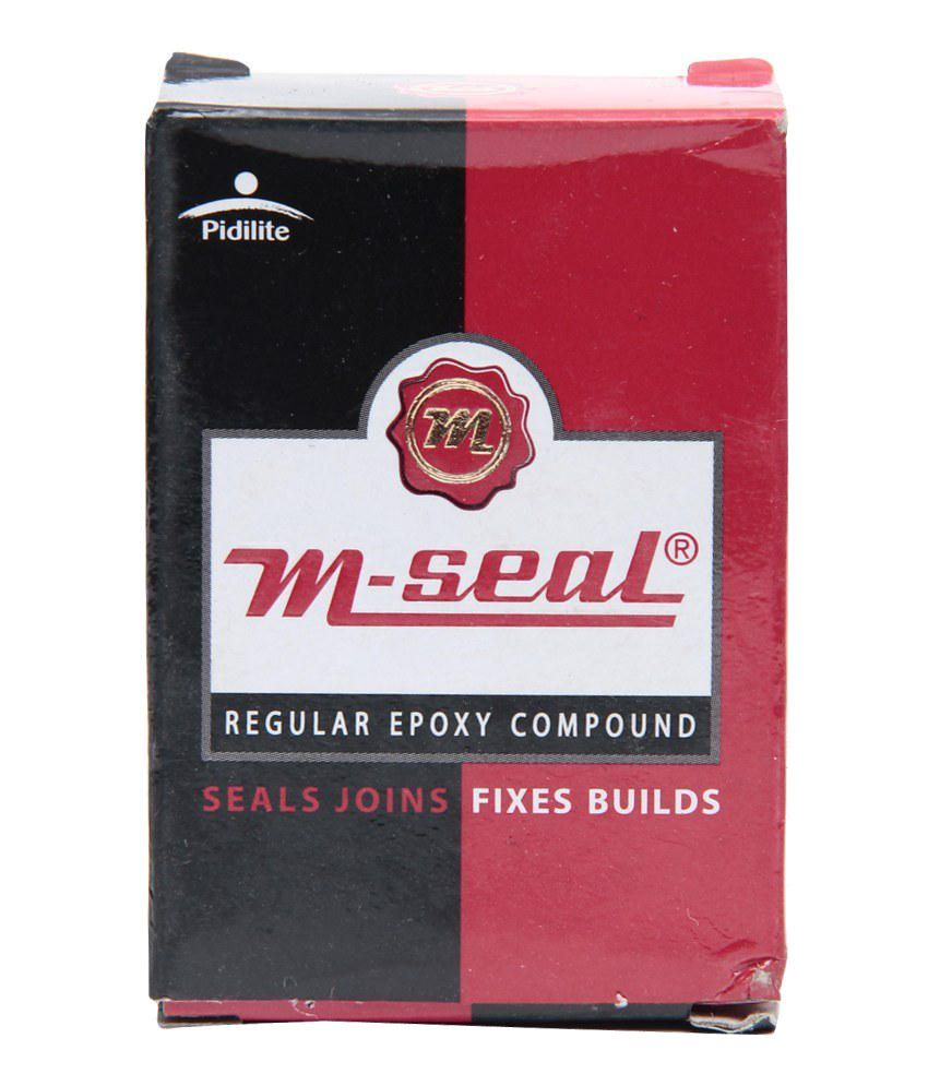 M Seal Reg Epx Compound 40 gm (Pack Of 4)