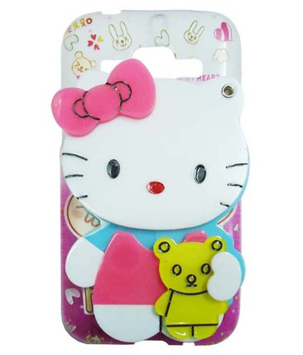 c562d3d67 L&p Hello Kitty Green Pink With Bow Back Cover For Samsung Galaxy J5 -  Mobile Cover Combos Online at Low Prices | Snapdeal India