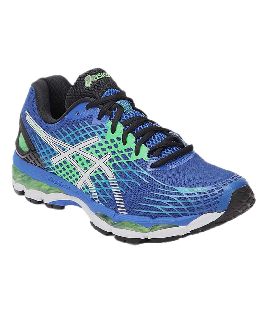 asics gel nimbus 17 blue running shoes buy asics gel nimbus 17 blue running shoes online at. Black Bedroom Furniture Sets. Home Design Ideas