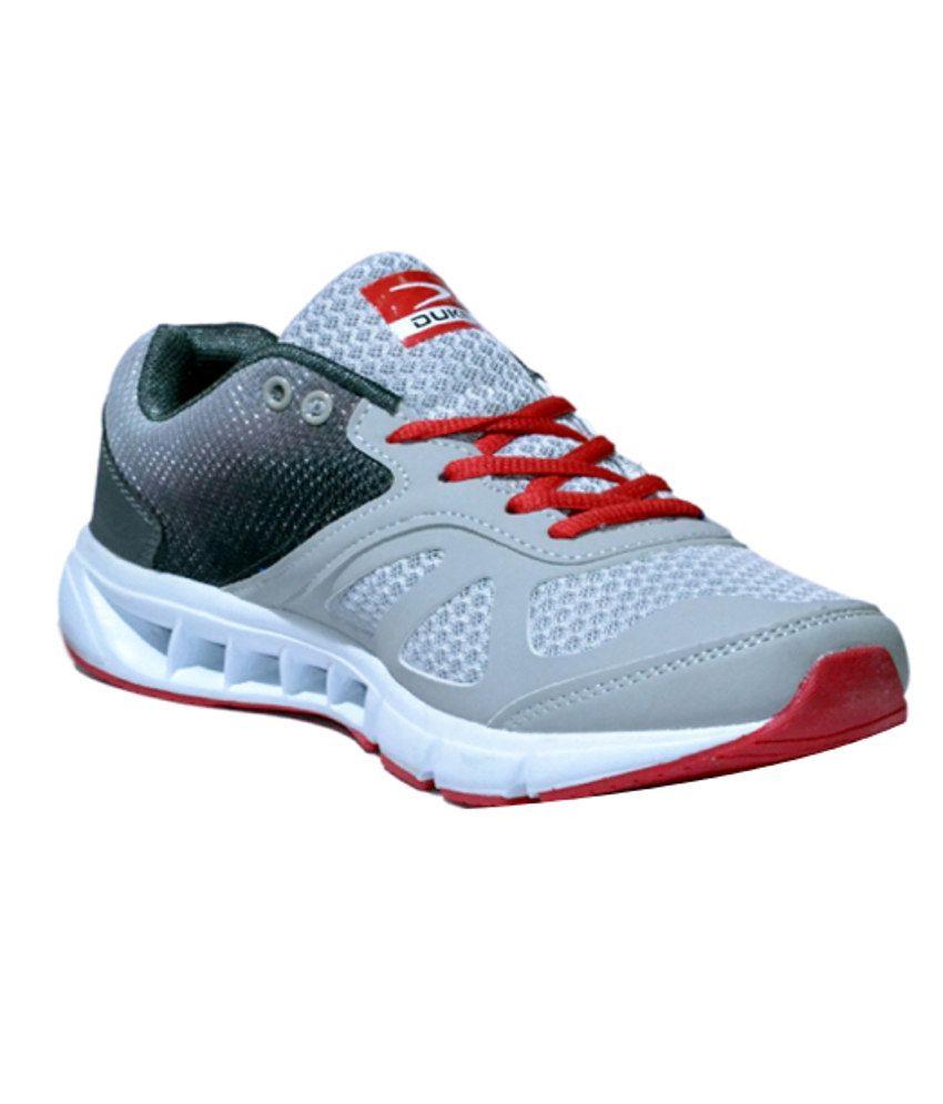 Duke Substantial Gray Sport Shoes